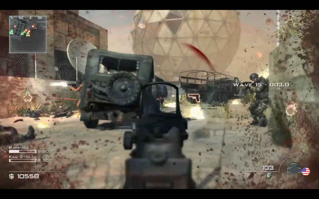 Spec-Ops - Charlie INTEL: A Call of Duty, Modern Warfare